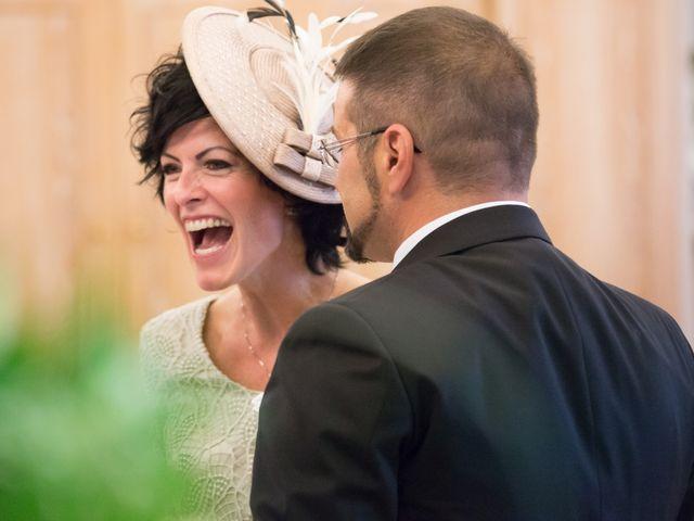 Il matrimonio di Stefano e Cristina a Pallanzeno, Verbania 36