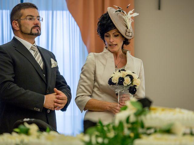 Il matrimonio di Stefano e Cristina a Pallanzeno, Verbania 39