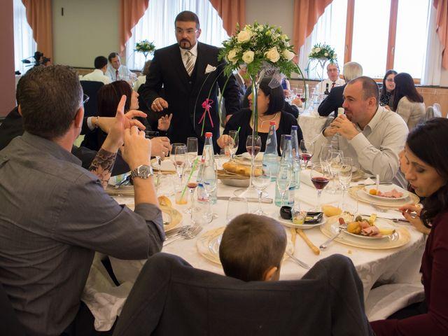Il matrimonio di Stefano e Cristina a Pallanzeno, Verbania 41
