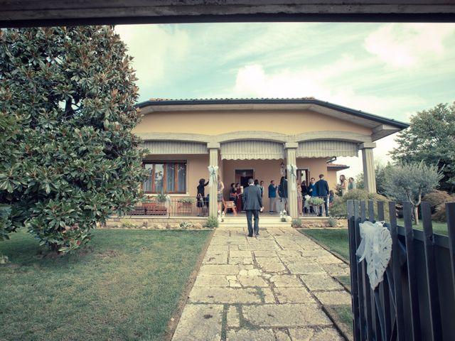 Il matrimonio di Valter e Lucia a Rovato, Brescia 13