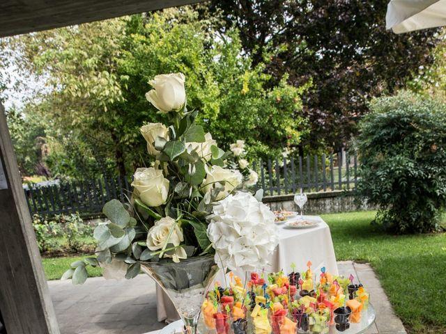 Il matrimonio di Valter e Lucia a Rovato, Brescia 44