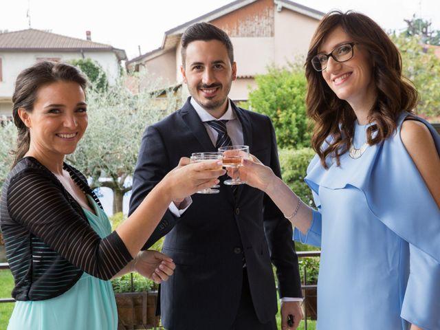 Il matrimonio di Valter e Lucia a Rovato, Brescia 50