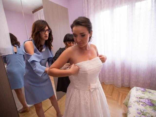 Il matrimonio di Valter e Lucia a Rovato, Brescia 14