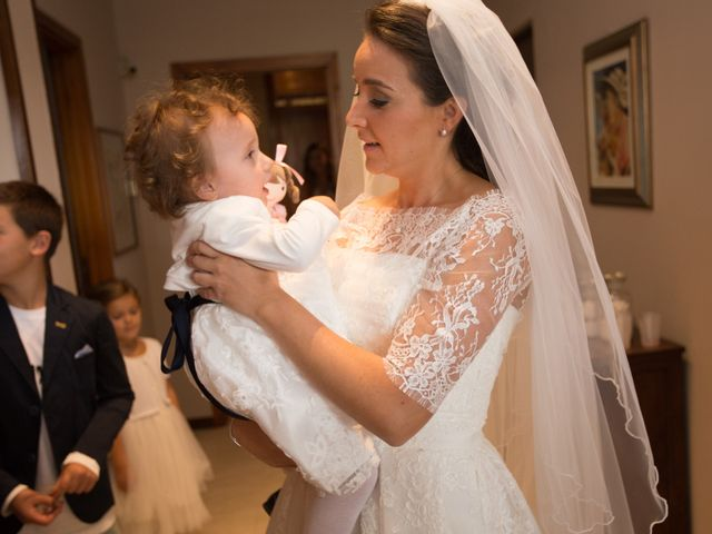 Il matrimonio di Valter e Lucia a Rovato, Brescia 42