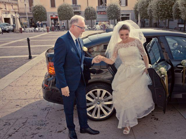 Il matrimonio di Valter e Lucia a Rovato, Brescia 60