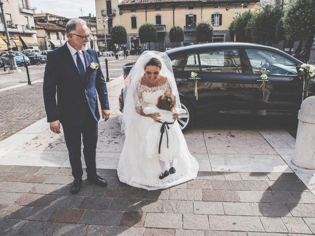 Il matrimonio di Valter e Lucia a Rovato, Brescia 62