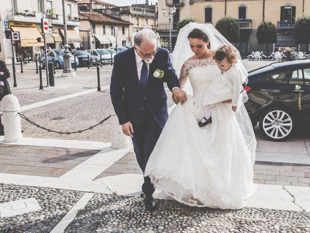 Il matrimonio di Valter e Lucia a Rovato, Brescia 63