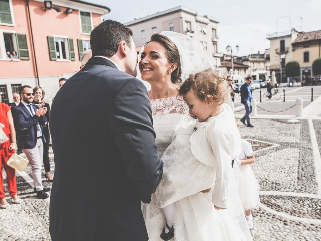 Il matrimonio di Valter e Lucia a Rovato, Brescia 64