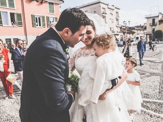 Il matrimonio di Valter e Lucia a Rovato, Brescia 65