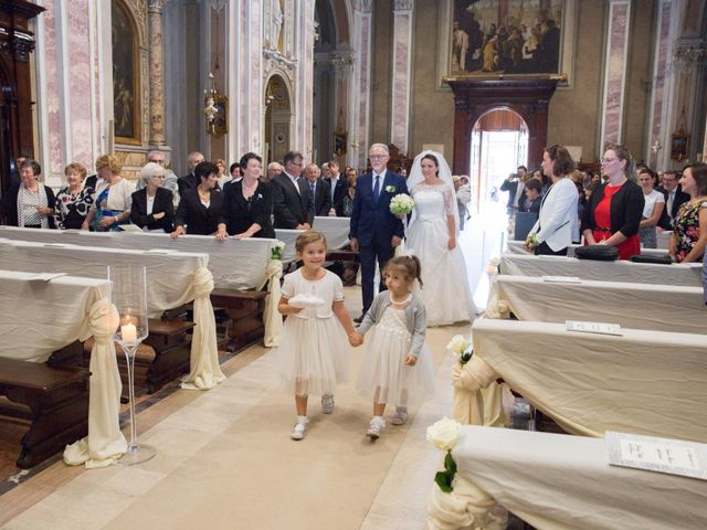 Il matrimonio di Valter e Lucia a Rovato, Brescia 73