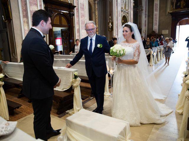 Il matrimonio di Valter e Lucia a Rovato, Brescia 74