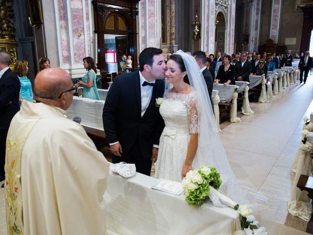Il matrimonio di Valter e Lucia a Rovato, Brescia 75