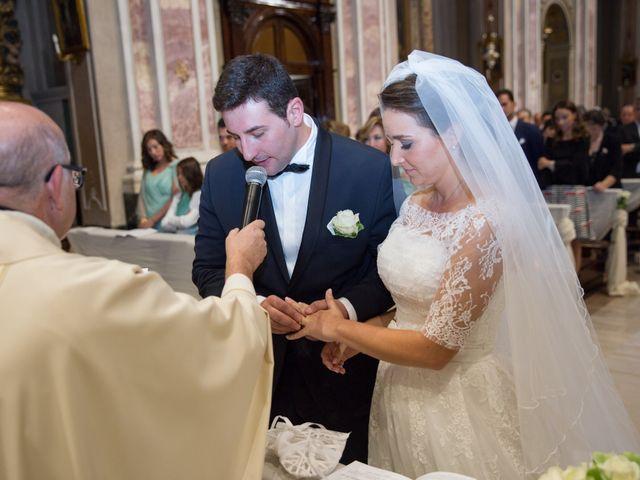 Il matrimonio di Valter e Lucia a Rovato, Brescia 82