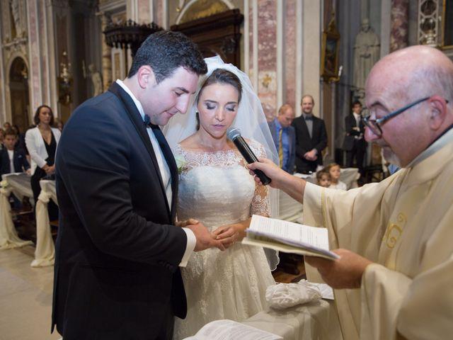 Il matrimonio di Valter e Lucia a Rovato, Brescia 83