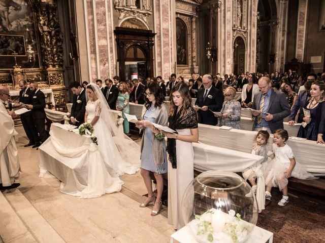 Il matrimonio di Valter e Lucia a Rovato, Brescia 86