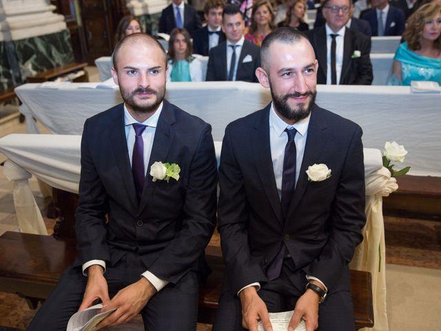 Il matrimonio di Valter e Lucia a Rovato, Brescia 87