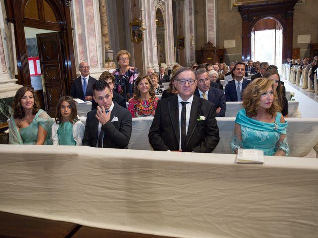 Il matrimonio di Valter e Lucia a Rovato, Brescia 88