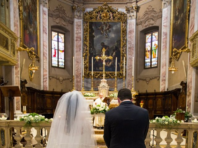 Il matrimonio di Valter e Lucia a Rovato, Brescia 93