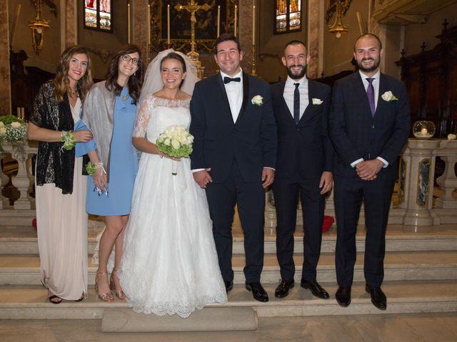 Il matrimonio di Valter e Lucia a Rovato, Brescia 96