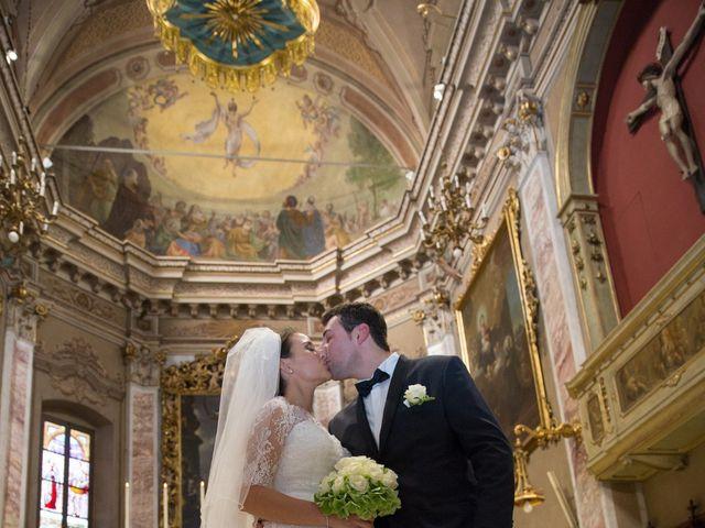 Il matrimonio di Valter e Lucia a Rovato, Brescia 97