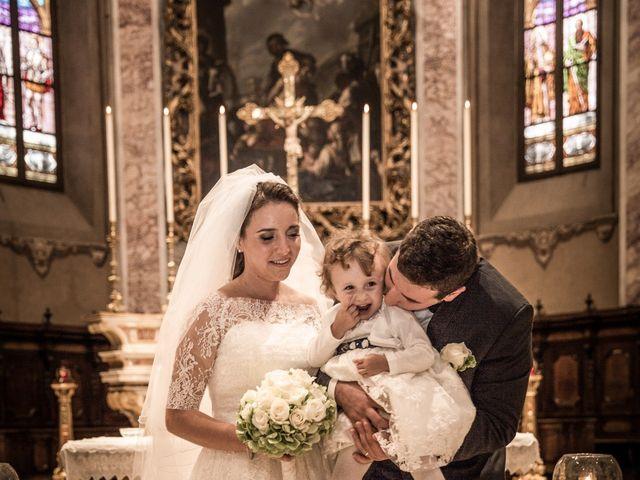 Il matrimonio di Valter e Lucia a Rovato, Brescia 98