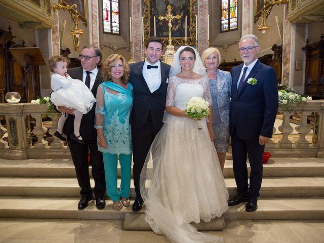 Il matrimonio di Valter e Lucia a Rovato, Brescia 99