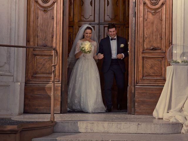 Il matrimonio di Valter e Lucia a Rovato, Brescia 101