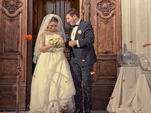 Il matrimonio di Valter e Lucia a Rovato, Brescia 102