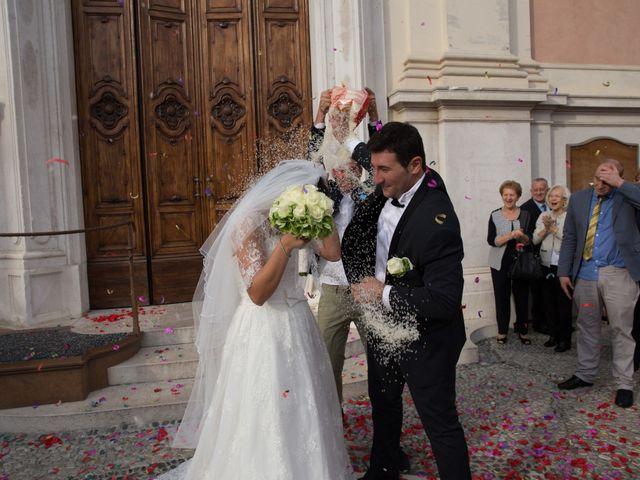 Il matrimonio di Valter e Lucia a Rovato, Brescia 104