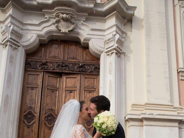 Il matrimonio di Valter e Lucia a Rovato, Brescia 105