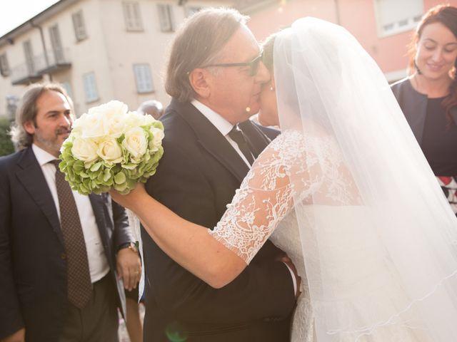 Il matrimonio di Valter e Lucia a Rovato, Brescia 107