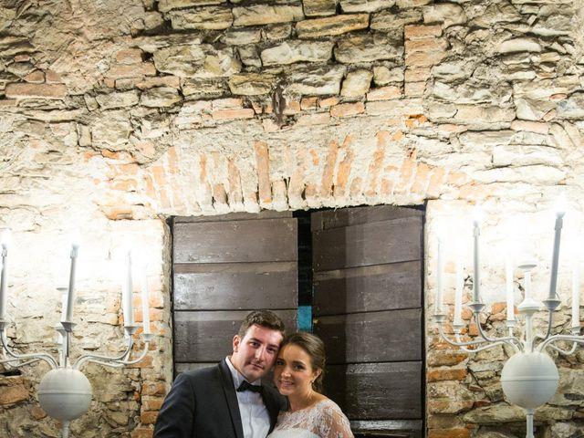 Il matrimonio di Valter e Lucia a Rovato, Brescia 121