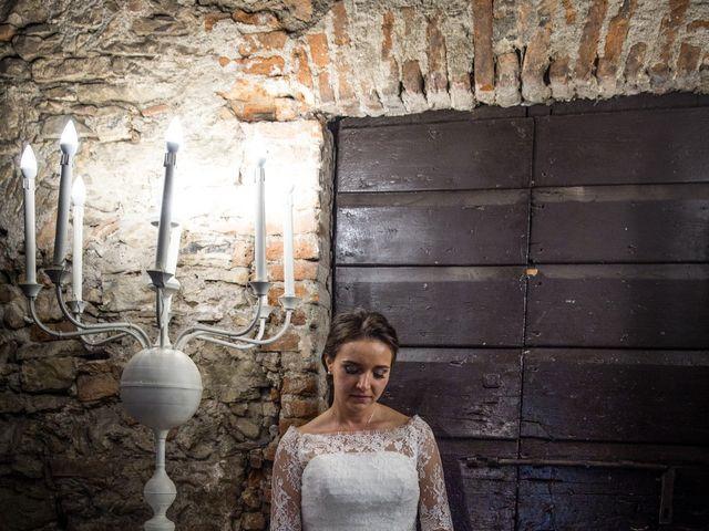 Il matrimonio di Valter e Lucia a Rovato, Brescia 122