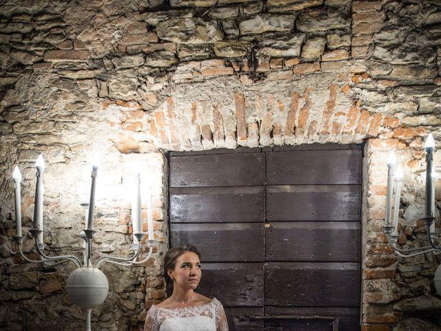 Il matrimonio di Valter e Lucia a Rovato, Brescia 123