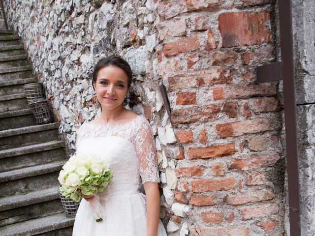 Il matrimonio di Valter e Lucia a Rovato, Brescia 124