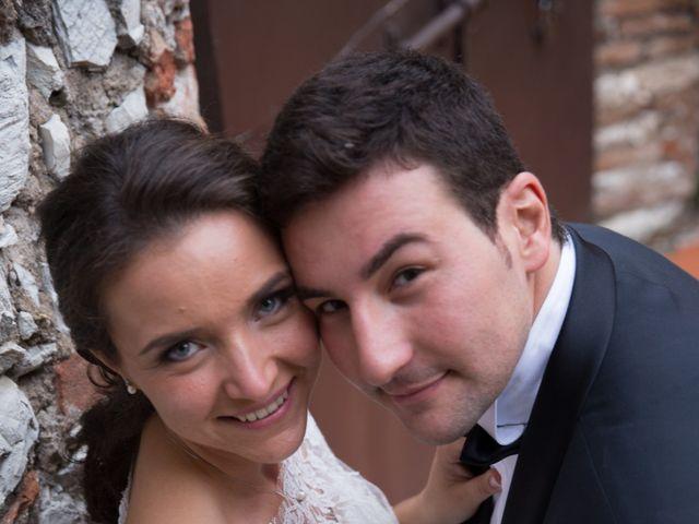 Il matrimonio di Valter e Lucia a Rovato, Brescia 132