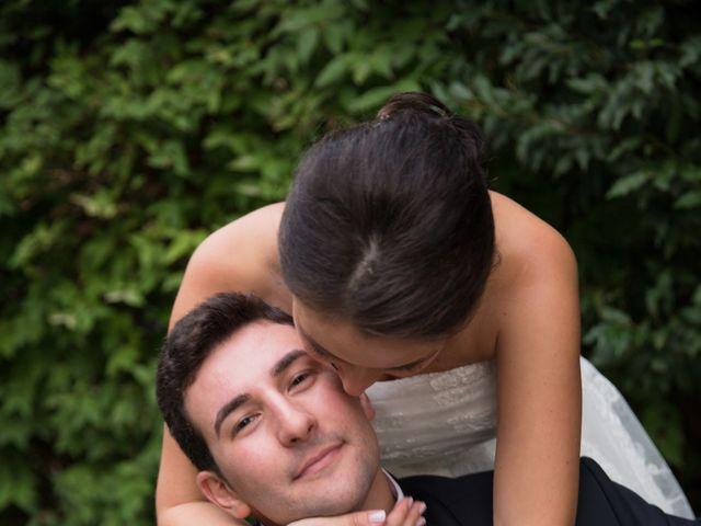 Il matrimonio di Valter e Lucia a Rovato, Brescia 134