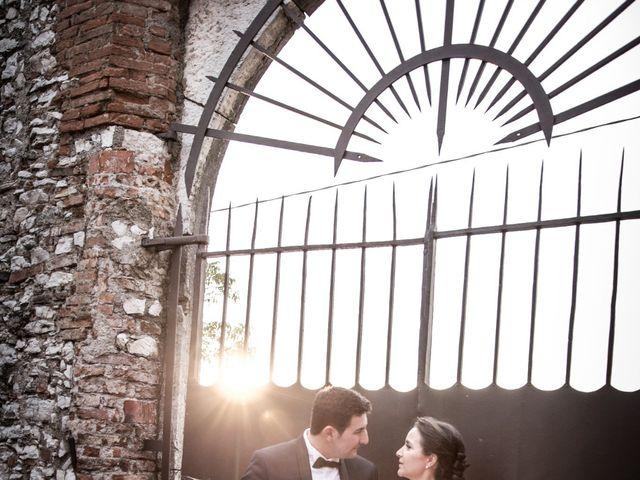 Il matrimonio di Valter e Lucia a Rovato, Brescia 149