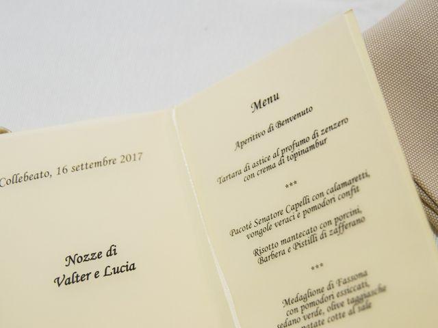 Il matrimonio di Valter e Lucia a Rovato, Brescia 157