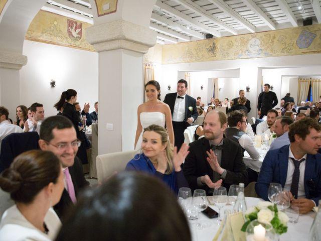Il matrimonio di Valter e Lucia a Rovato, Brescia 161