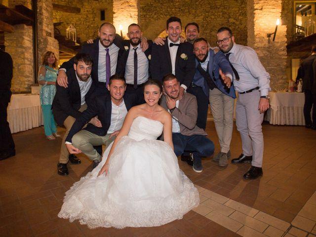 Il matrimonio di Valter e Lucia a Rovato, Brescia 170