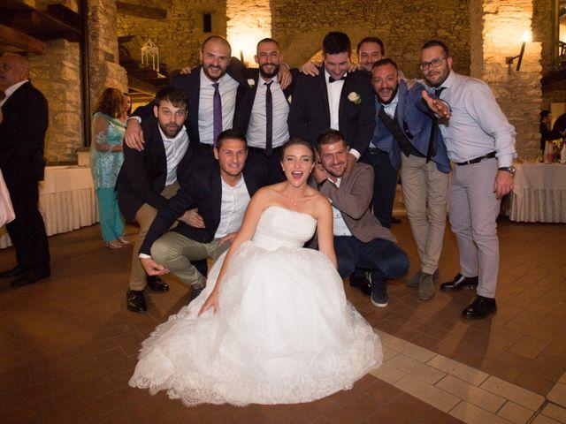 Il matrimonio di Valter e Lucia a Rovato, Brescia 171