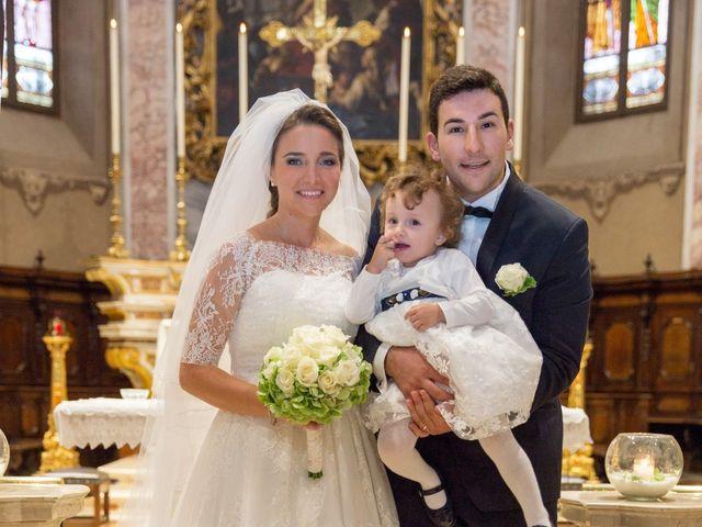 Il matrimonio di Valter e Lucia a Rovato, Brescia 183