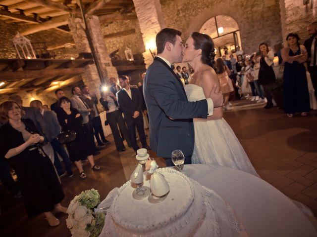 Il matrimonio di Valter e Lucia a Rovato, Brescia 192