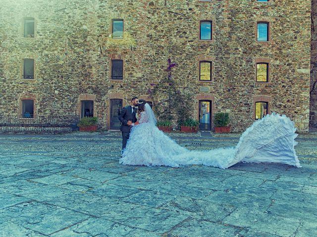 Il matrimonio di Antonio e Karima a Savona, Savona 7