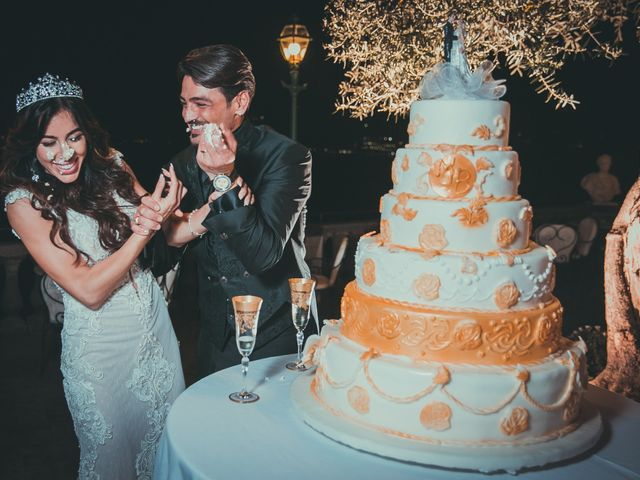 Le nozze di Brittany e Mario