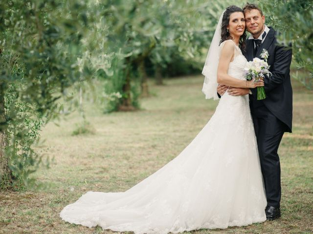 Le nozze di Francesco e Michela