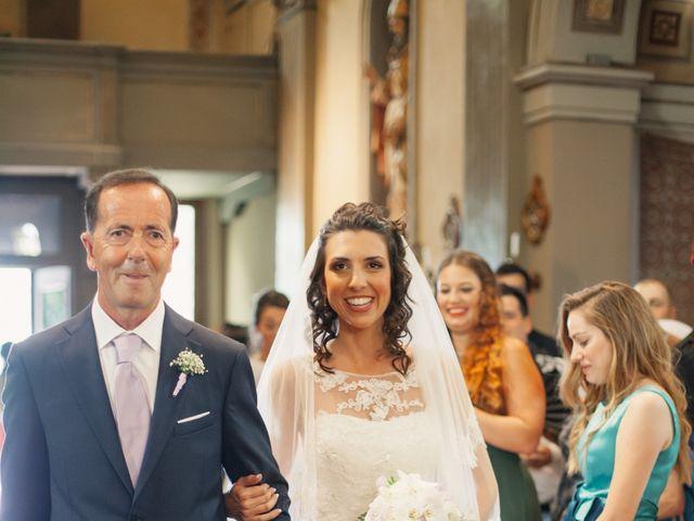 Il matrimonio di Michela e Francesco a Forlì, Forlì-Cesena 43