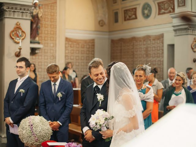 Il matrimonio di Michela e Francesco a Forlì, Forlì-Cesena 44