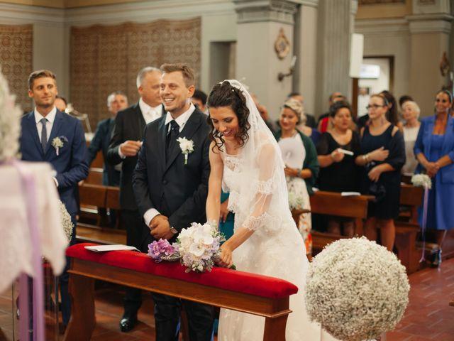 Il matrimonio di Michela e Francesco a Forlì, Forlì-Cesena 45